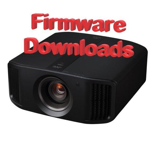 JVC Firmware Downloads