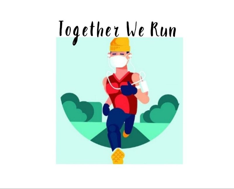 WE ALL RUN TOGETHER : The VIRTUAL 5K/1 Mile Run & Walk That Makes A Difference FOR TEAMS