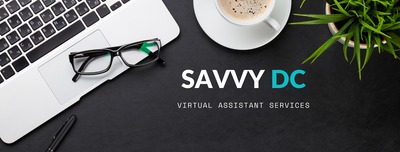 Savvy DC Let's Get Your Business Organised
