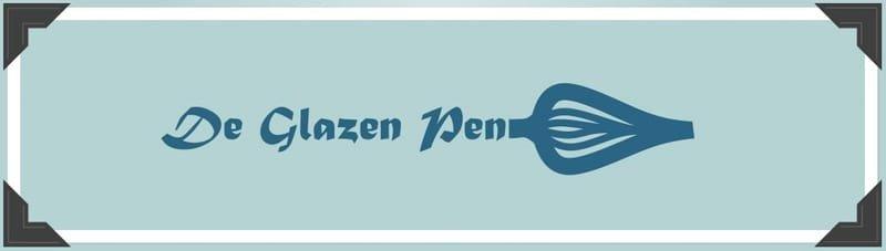 Over De Glazen Pen
