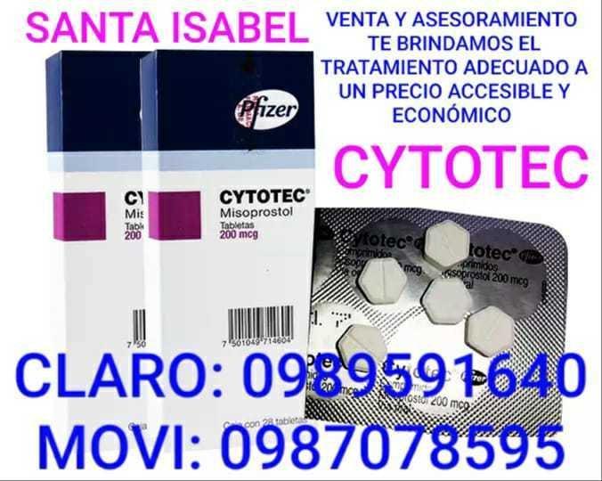 ABORTO SEGURO CON PASTILLAS CYTOTEC MISOPROSTOL EN GUALACEO - AZUAY 0989591640