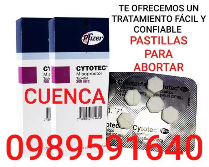 DONDE PUEDO CONSEGUIR PASTILLAS CYTOTEC EN GUALACEO 0989591640