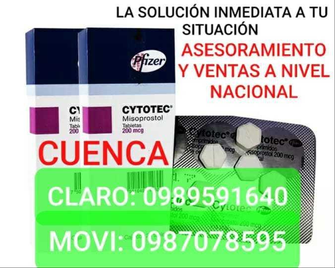 CLINICAS DE ABORTO CON PASTILLAS CYTOTEC EN GUALACEO 0987078595