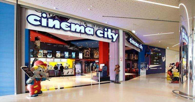 Cinema City [cinema]