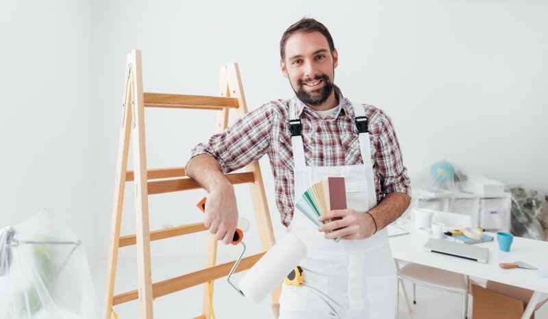 Factors To Consider When Looking For A Residential Painter