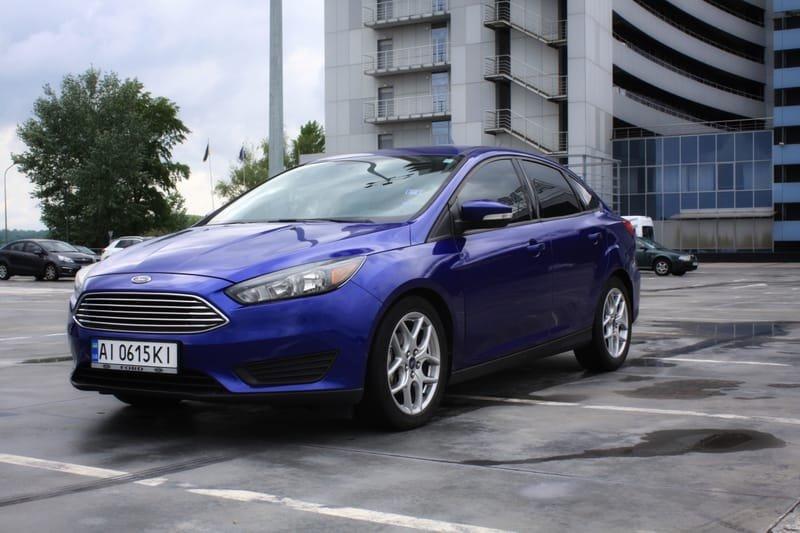 Ford Focus 2015 SE