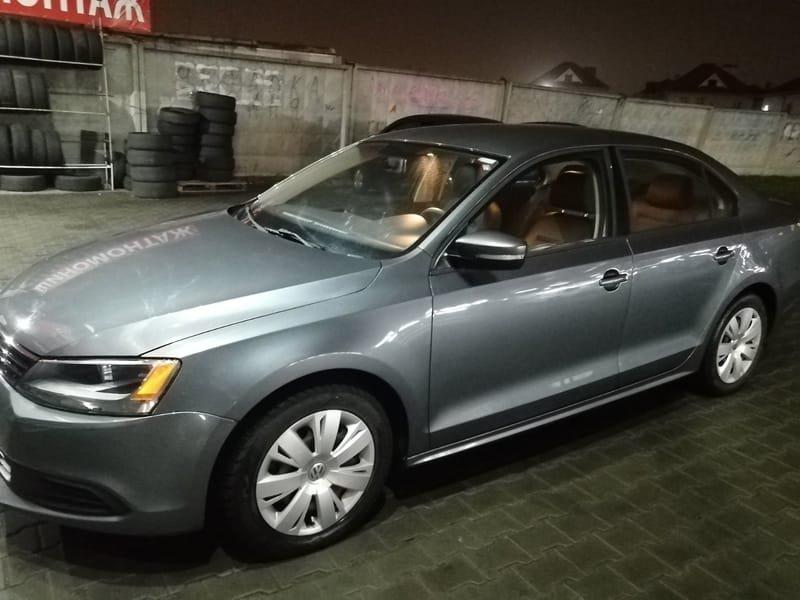 Volkswagen Jetta 2012 2.5