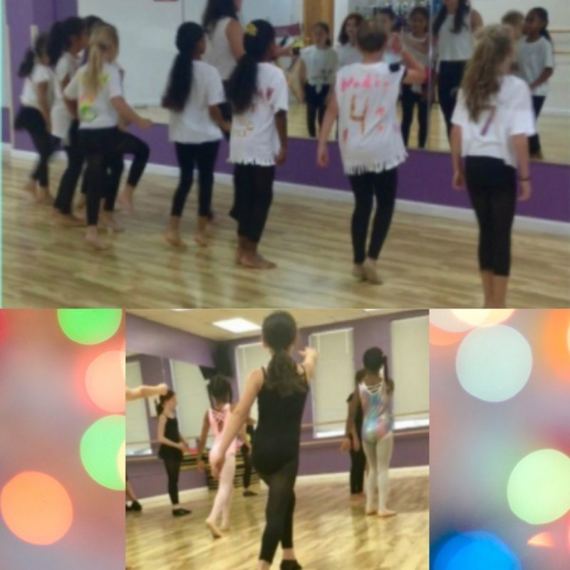So You Wanna Dance (Ages 9-13)  (Will be combined with Pop Star for Summer 2020)