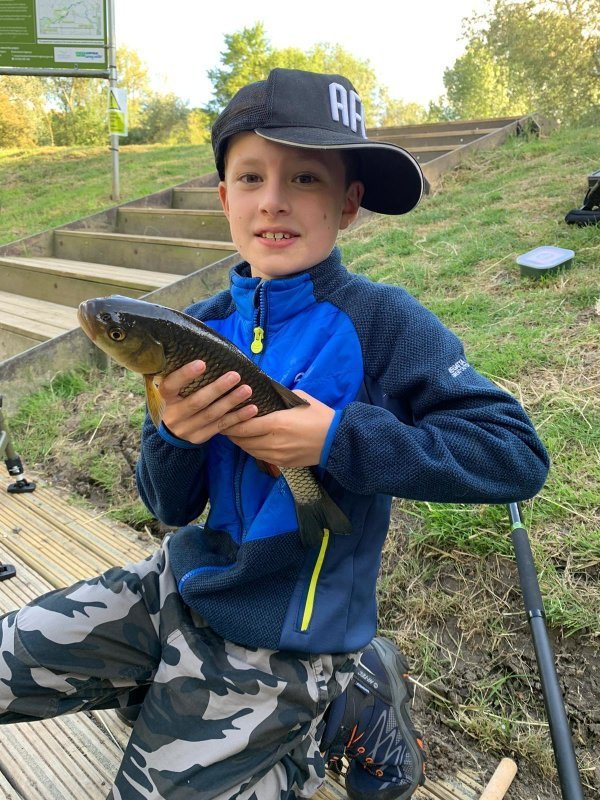 Nice Chub for new Junior Member Josh - well done!