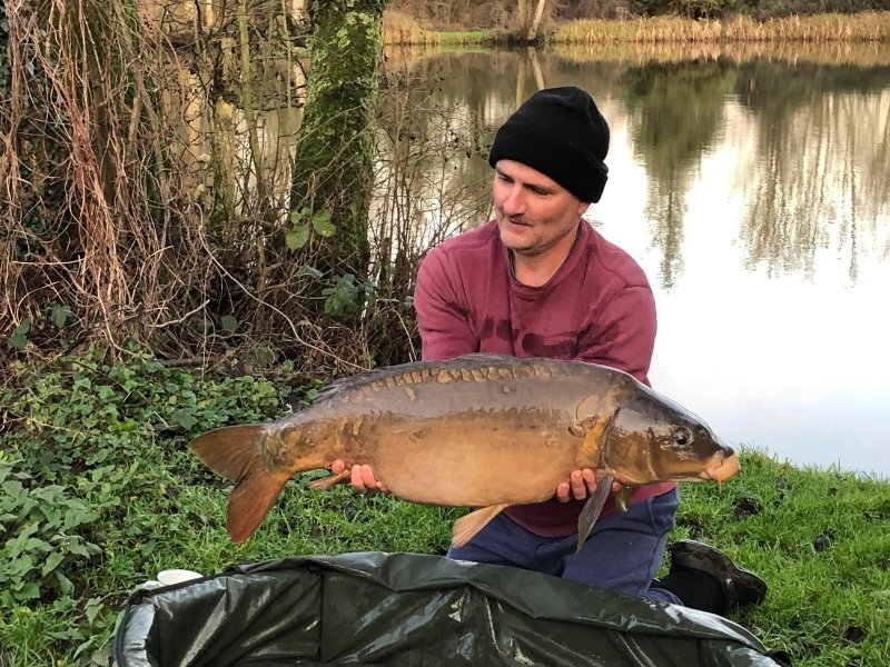 Nice Carp for Wayne