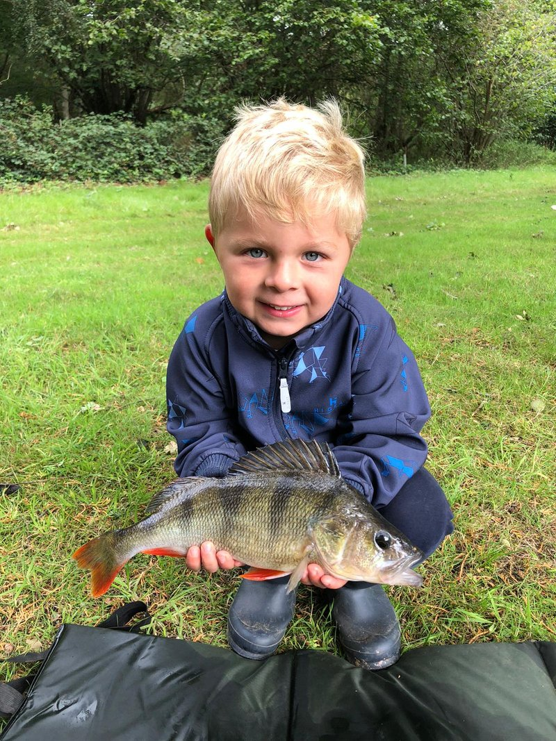 What a Perch. Well done Tom!😀👍