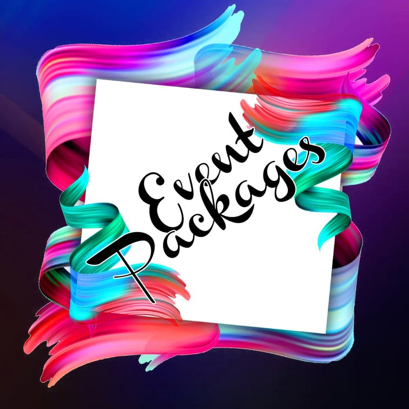 Event Packages - Prices from £190