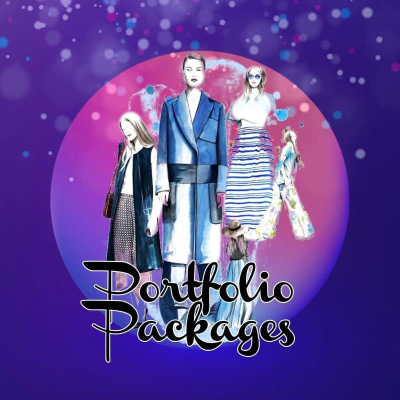 Portfolio Packages - £250