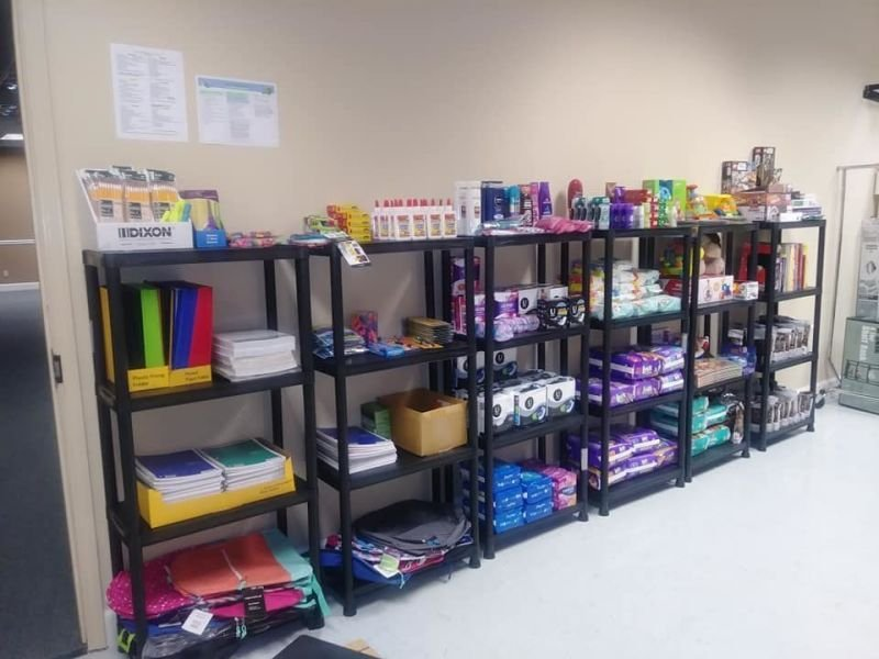 Toiletries and Diapers