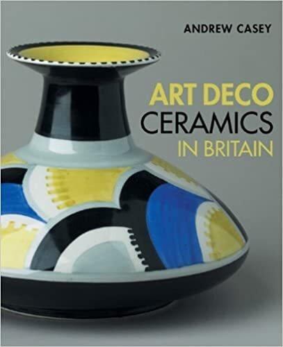 Art Deco Ceramics (Edited by Andrew Casey)