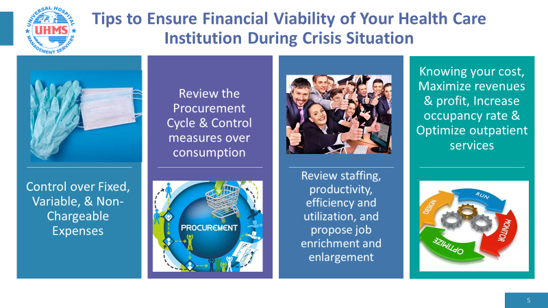 Ensuring the Financial Viability of Your Healthcare Institution During Crisis