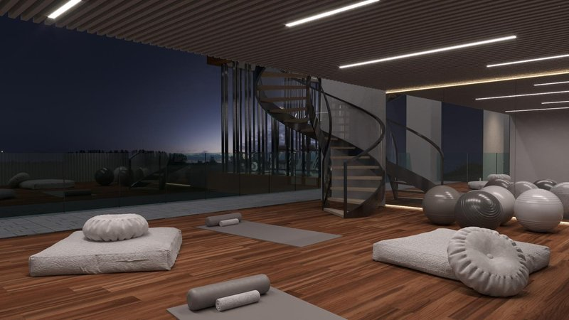 Yoga Terrace