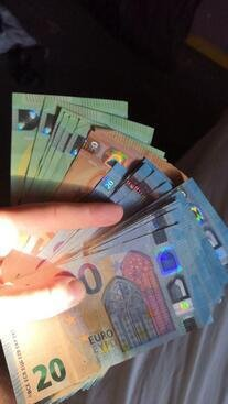 MONEY EURO FOR SALE