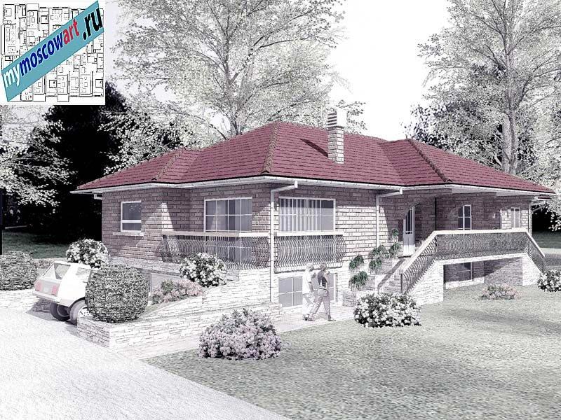 Проект дома - Александр