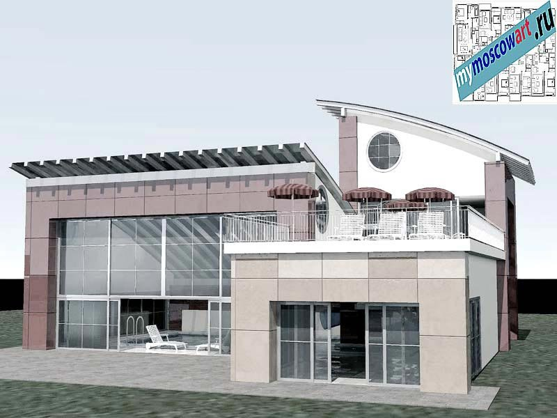 Проект бассейна - Йованович
