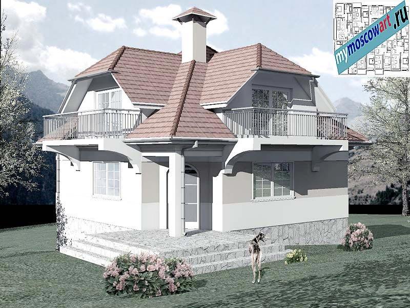 Проект дома - Буда