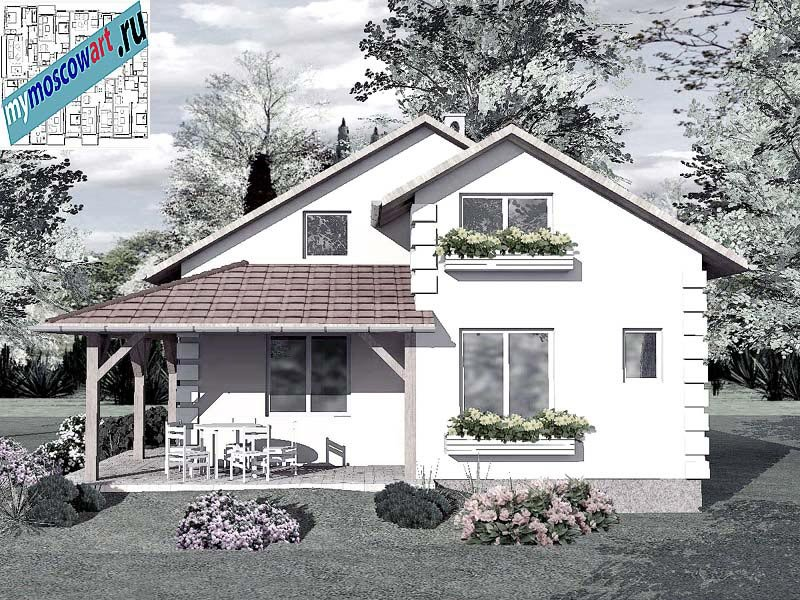 Проект дома - Мирослав