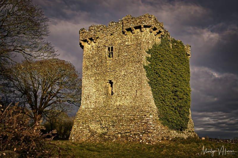 Shrule Castle, Shrule