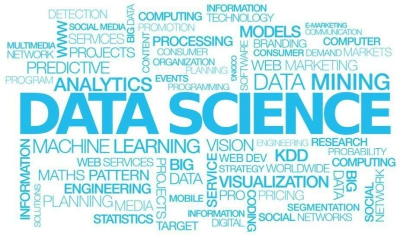 Data Science, Analytics & Consulting