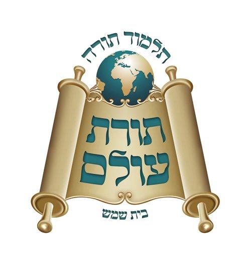 עיצוב לוגו לתלמוד תורה 'תורת עולם'