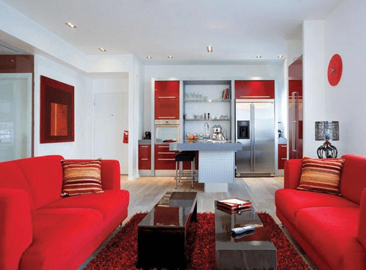 כיום, המטבח צריך להיות מעוצב ויפה לא פחות מהסלון. עיצוב: זיוה גורסקי (צילום: יקי אסייג)