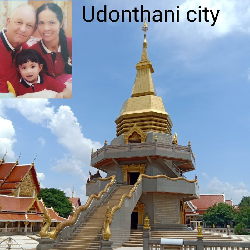 UdonThani Attractions and places to Visit
