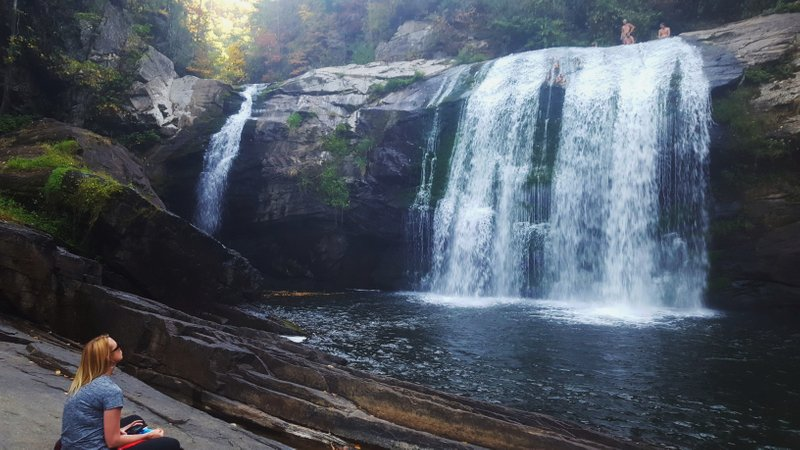 Compression Falls TN