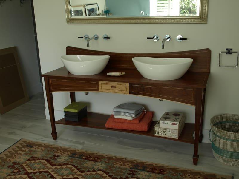 Bathroom basin unit