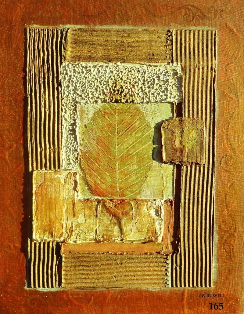 Textured Leaves Series 2