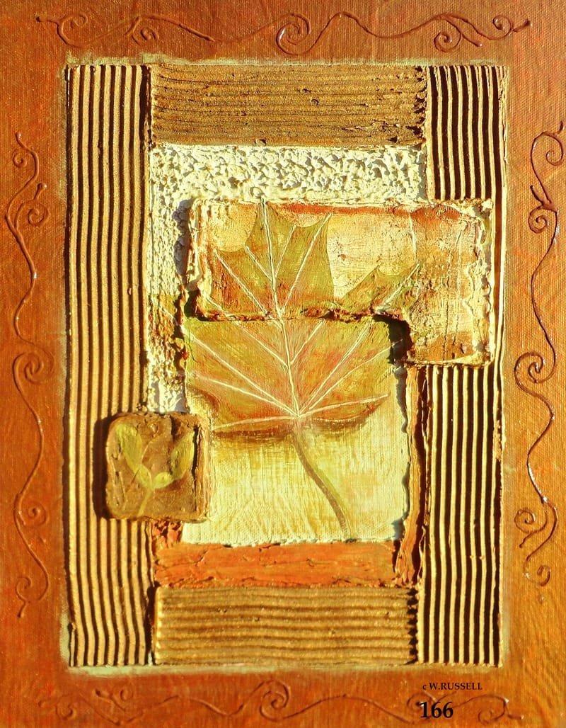 Textured Leaves Series 3
