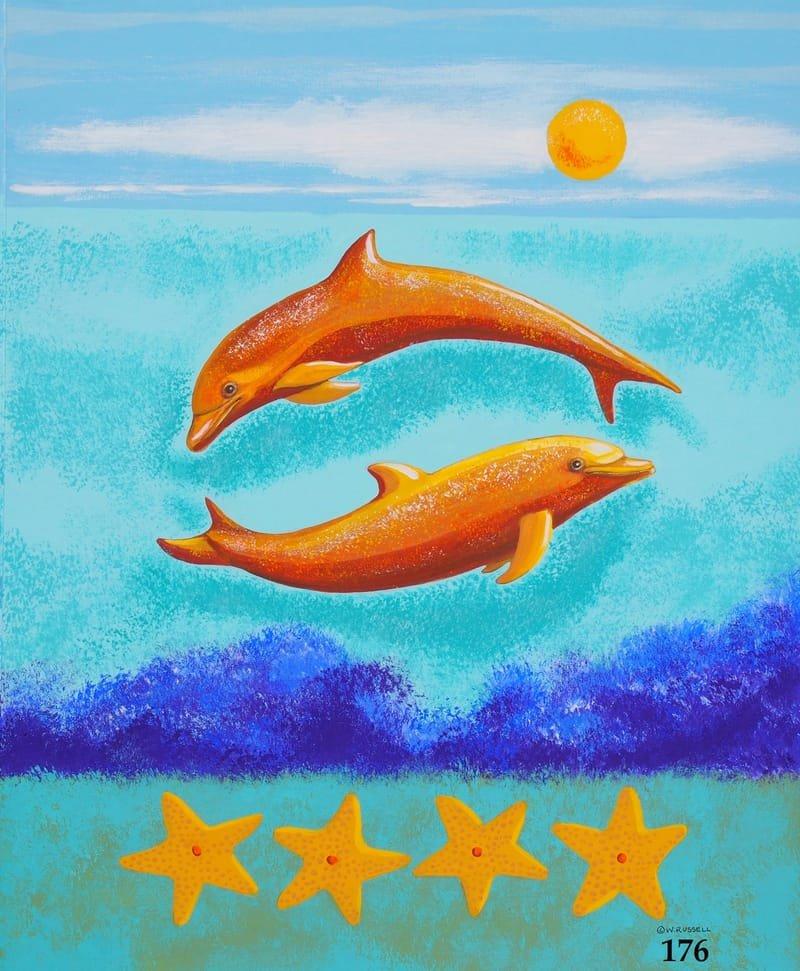 Coastal Series Dolphins