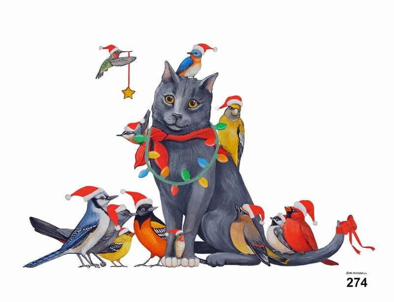 Cat Birds