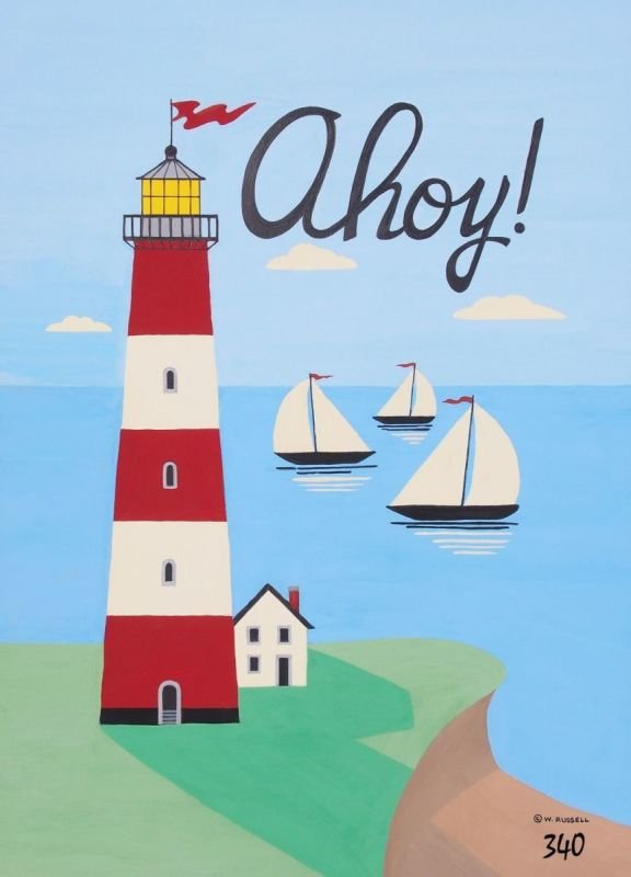 AHOY with Lighthouse