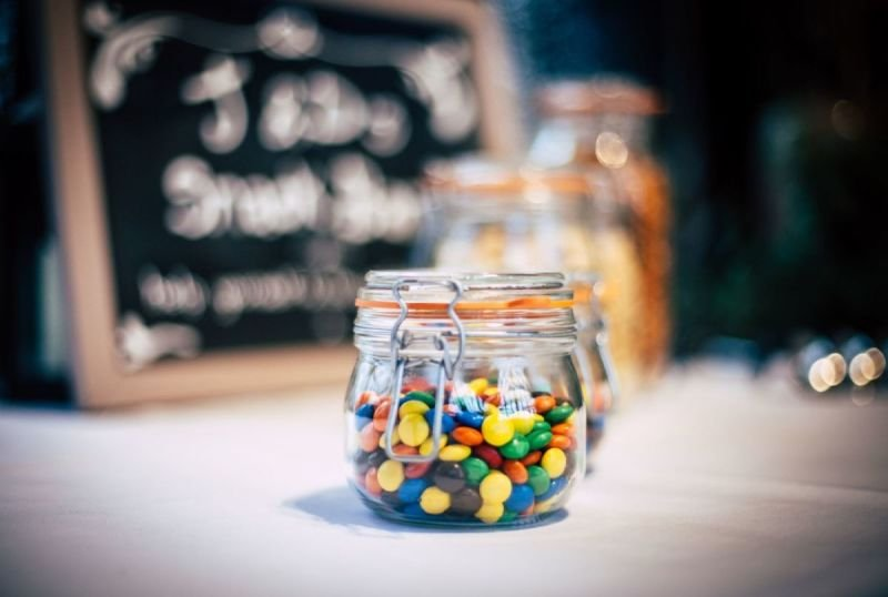 Candy Jar Ceremony