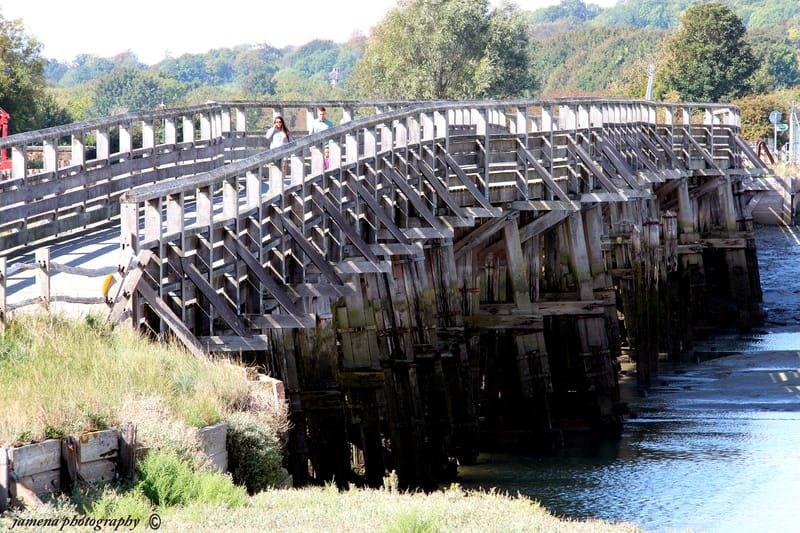 The old Toll Bridge