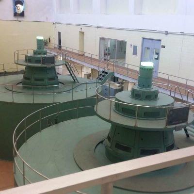 Sim Model of Hydro Power Plant