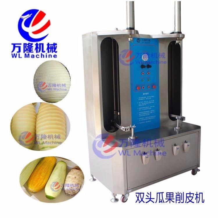 Multi Function Melon And Fruit Peeling Machine Coconut