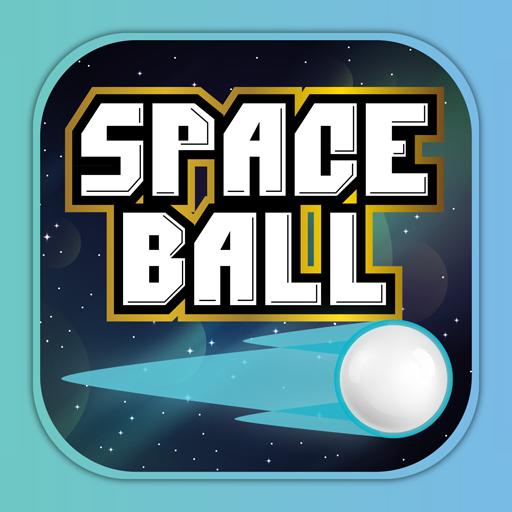 Gravity Space Ball: 2D Arcade Game. Free & Offline