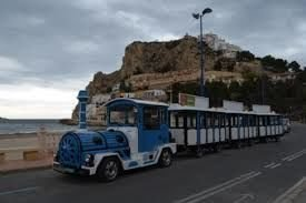 Tourist Train - Benidorm