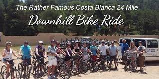 Downhill Bike - Benidorm