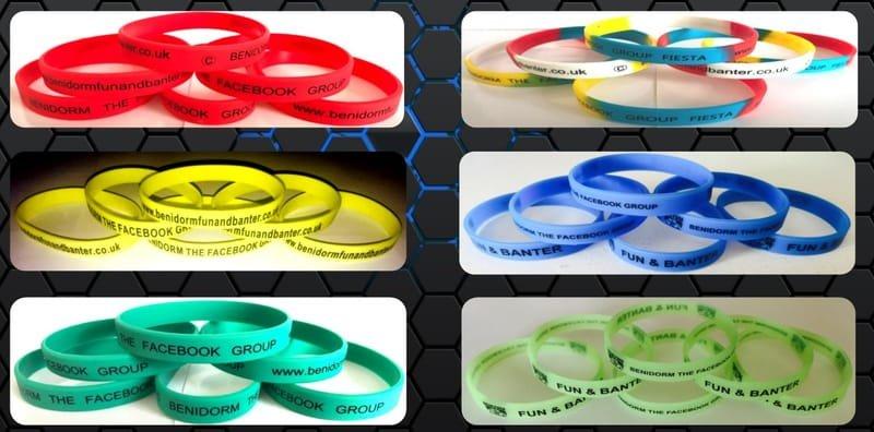 Fun And Banter Wristbands