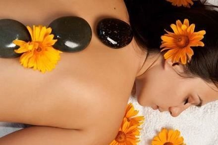Hot Stone Massage from £25 NOT CURRENTLY AVAILABLE