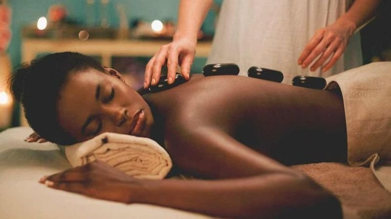 Hot and Cold Stone Massage from £25