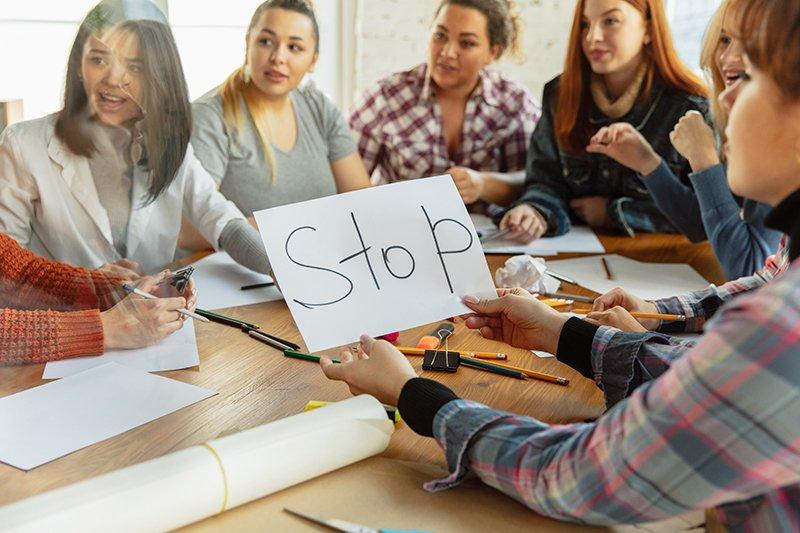 טיפול ולמניעה של הטרדות מיניות בעבודה