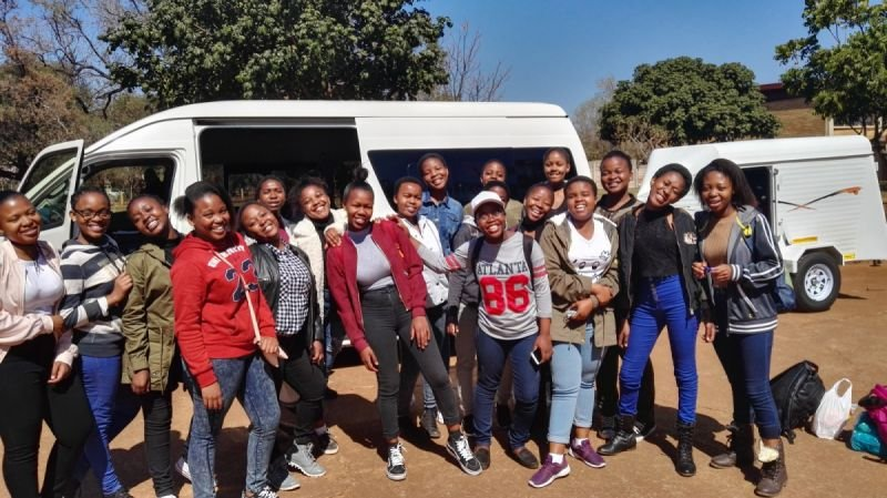 Waterberg leadership camp